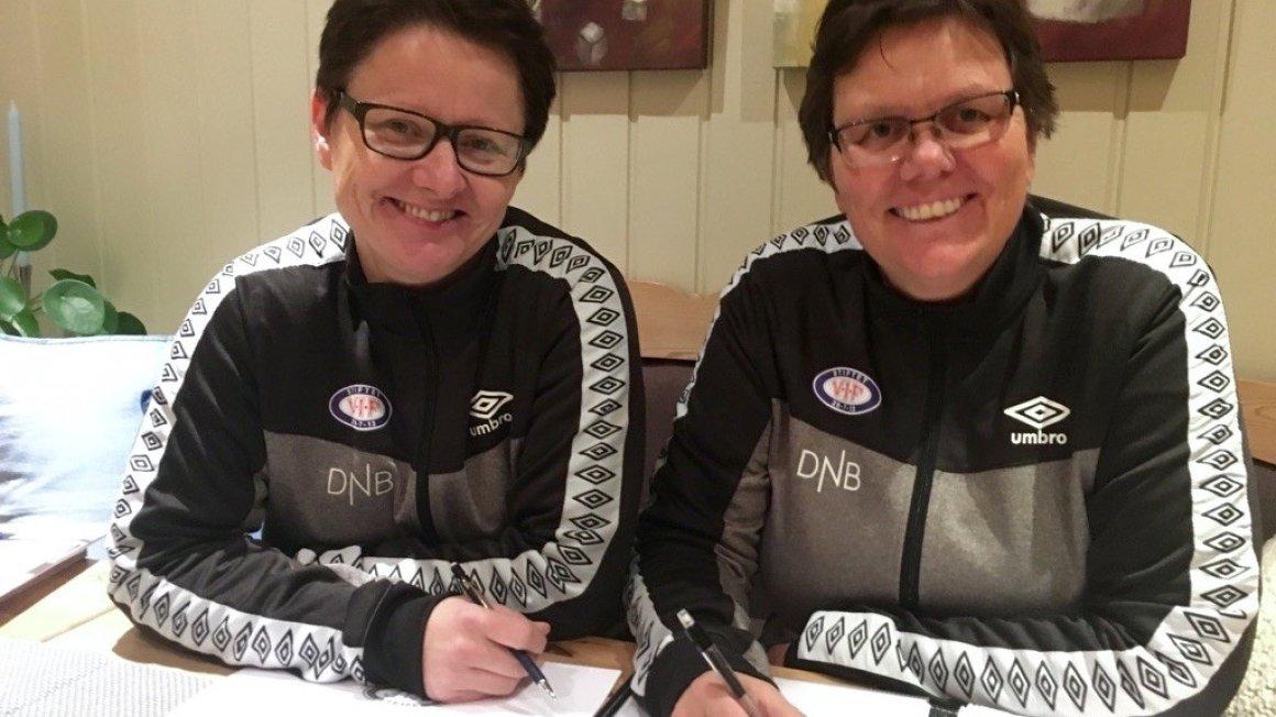 Ny toppledelse for damene i Vålerenga Fotball