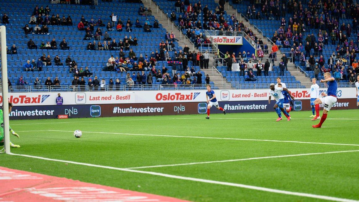 Kontroverser da Vålerenga og Molde spilte uavgjort