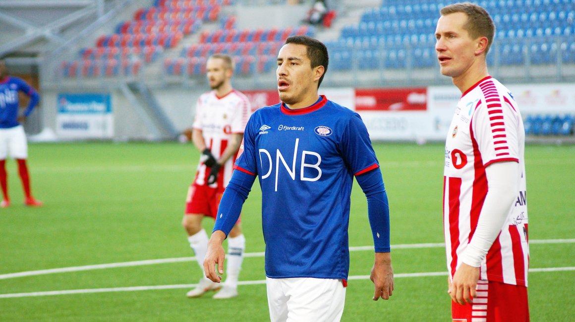 Juárez i troppen mot Sarpsborg 08