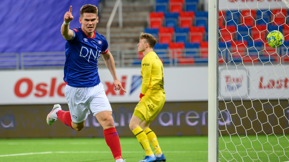 Ny Kjartansson-scoring da Vålerenga spilte uavgjort