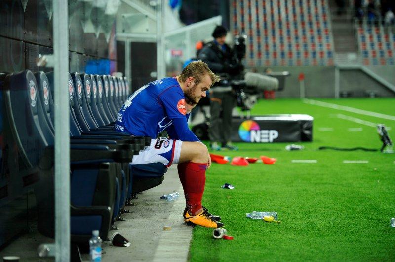 Stengel har spilt sin siste kamp for Vålerenga. Neste sesong spiller han for Strømsgodset (Foto: Digitalsport)