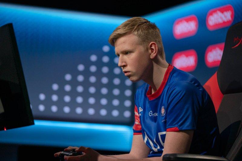 """Magnus """"Hyper"""" Kristiansen gikk ubeseiret gjennom gruppespillet med sitt Vålerenga."""