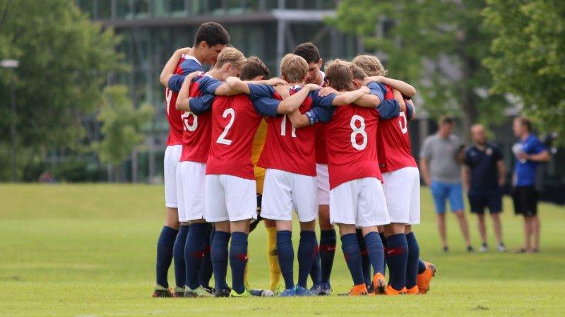 G16-landslaget har mål krefter mot noen av de beste nasjonene i verden (Foto: Thomas Brekke Sæteren)
