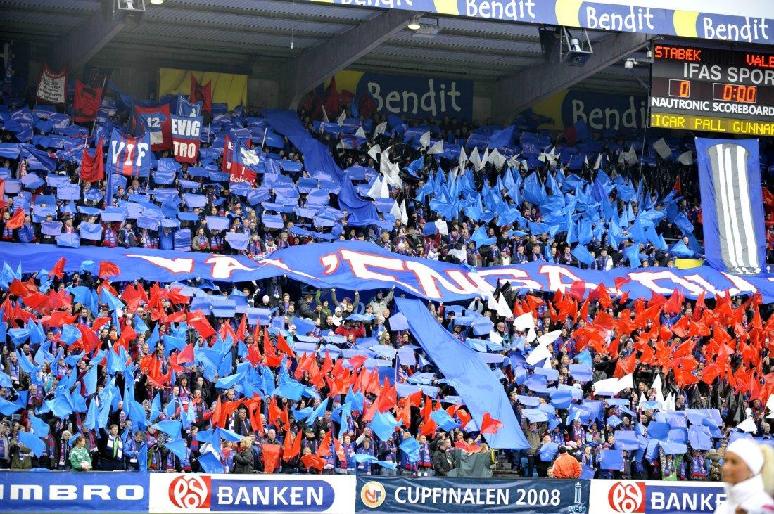 Cupfinalen 2008 Klanen