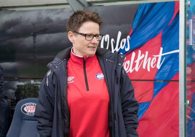 Utviklingsleder Monica Knutsen gleder seg til å få Tommy Berntsen med på laget (Foto: Terje Pedersen / NTB)
