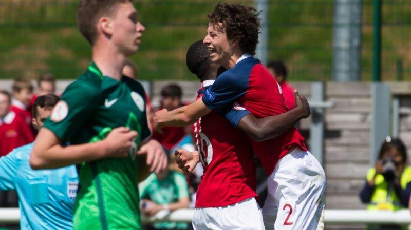 Leo Cornic er tatt ut i sin første U21-tropp (Foto: NFF)