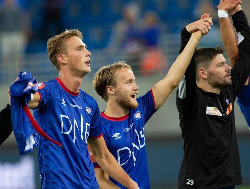 Magnus Retsius Grødem er Vålerenga-gutt ut 2021 (Foto: Geir Olsen / NTB scanpix)