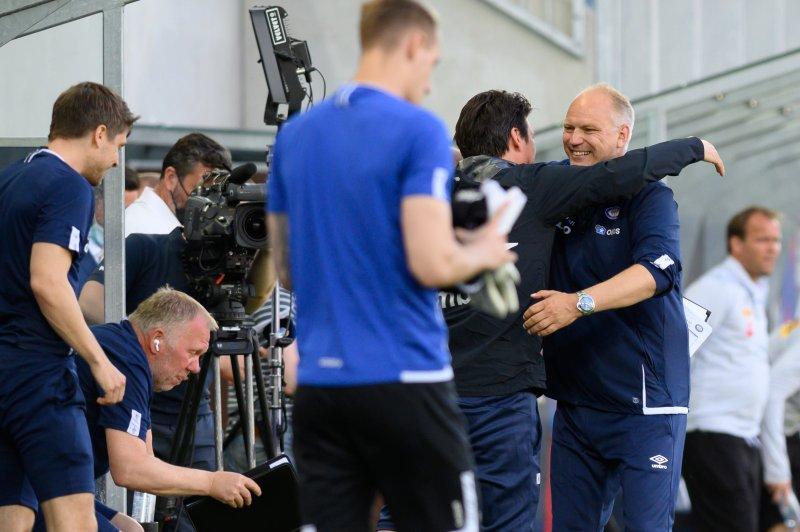 Leeds-supporter Fagermo er stolt av Klaessons nye steg i karrieren (Foto: Morten Mitchell Larød / SPORTFOTO)