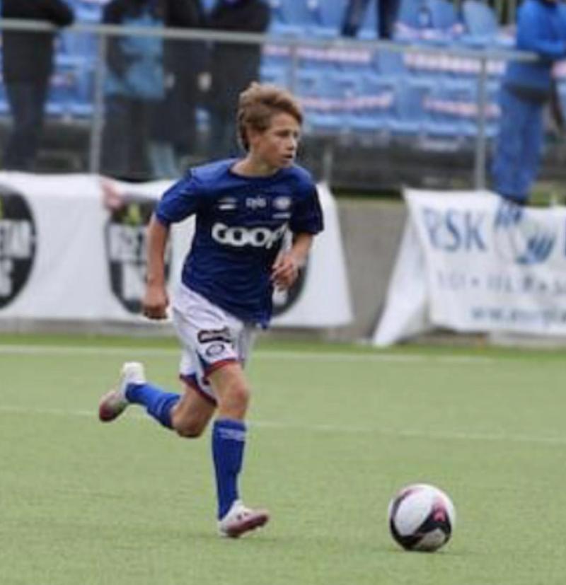 Oliver Braude forlater Vålerenga og blir Heerenveen-spiller (Foto: Privat)