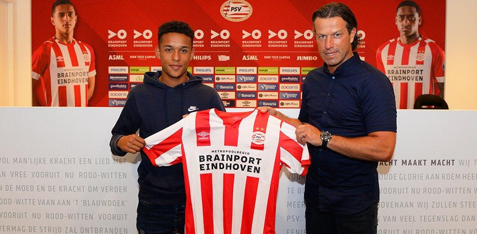 Fredrik Oppegård PSV