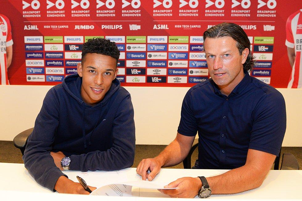 Fredrik Oppegård PSV signering