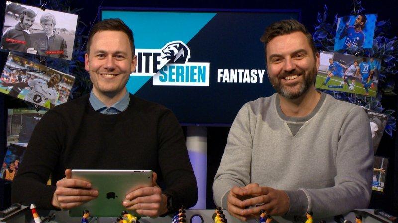 Martin Sleipnes og Vegard Vaagbø gleder seg til Eliteserien Fantasy