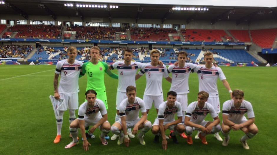 U21 før Sverige