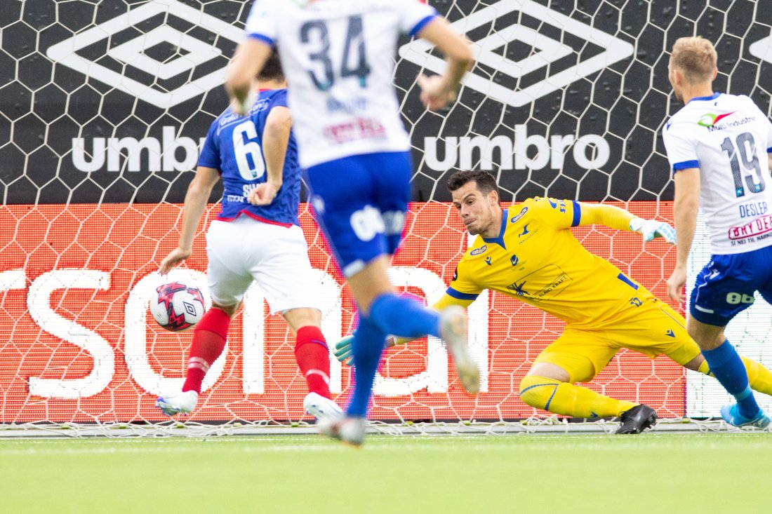 Herolind Shala mål FK Haugesund_Spx