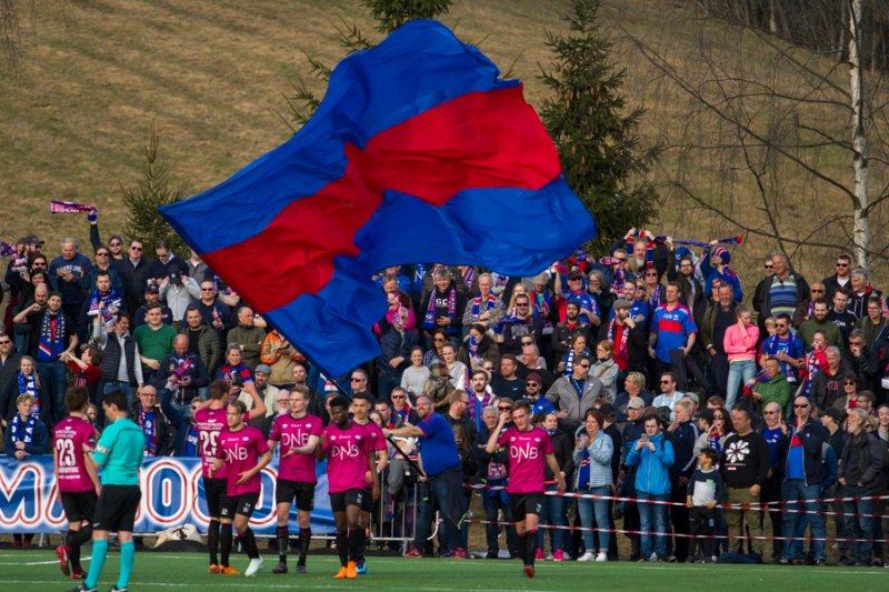 Årvoll - Vålerenga i cupens første runde i 2018 (Foto: VIF Media)