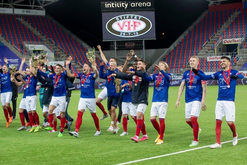 Vålerenga sikret både Europa og medalje i 2020 (Foto: Terje Pedersen / NTB)