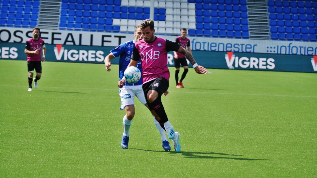 Aron Dønnum Sarpsborg 08 trening_kb