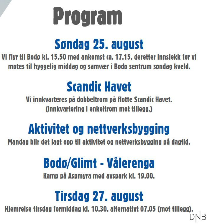 innenlandstur 2019 program1